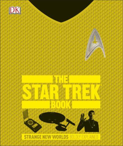 The Star Trek Book cover by Paul Ruditis