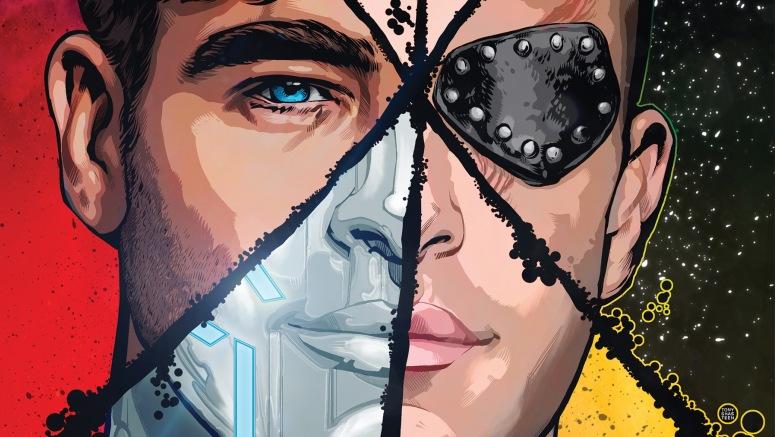 IDW October comic - Chris Pine's Kirk