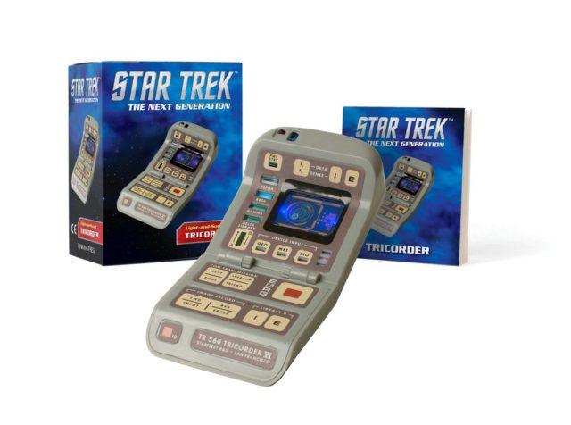 Star Trek Merch Update: Picard Facepalm Bust, Trek PopSockets, Mini TNG Tricoder & More