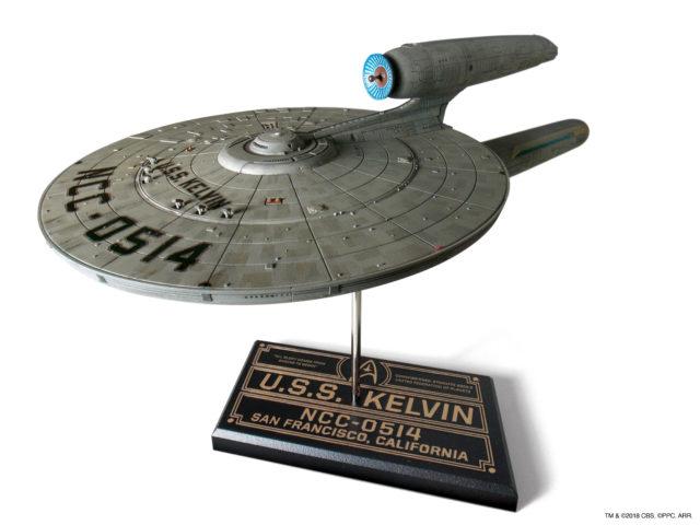 Moebius USS Kelvin model